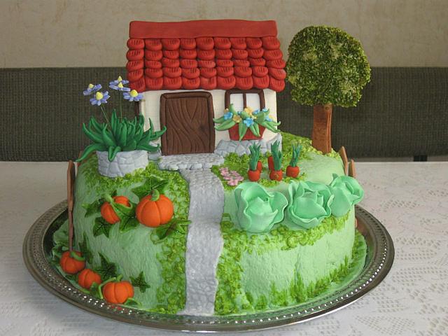 Все для тортов на садоводе