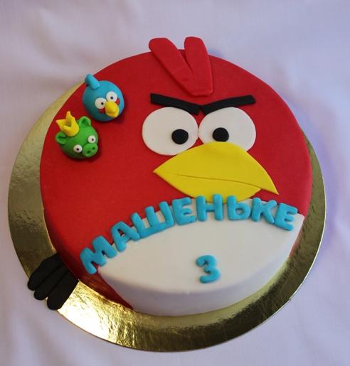 Торт мальчику на 5 лет своими руками
